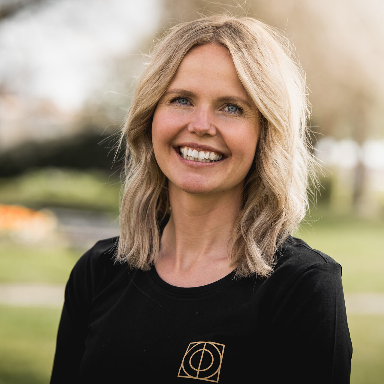 Eva Erlandsson, frisör på Studio Reform
