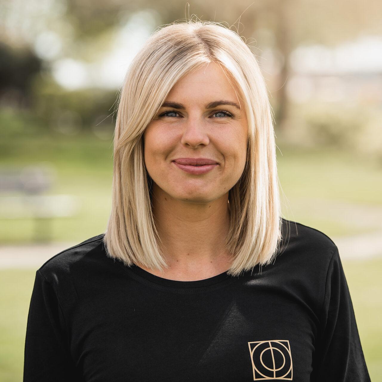 Rebecka Magnusson, frisör och Colour Specialist på Studio Reform